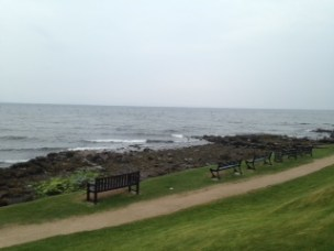 Isle of Arran Benches