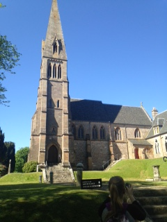 Isle of Cumbrae Cathedral