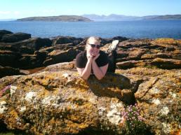 Me on the Isle of Cumbrae 3