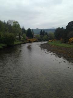 River on Isle of Arran