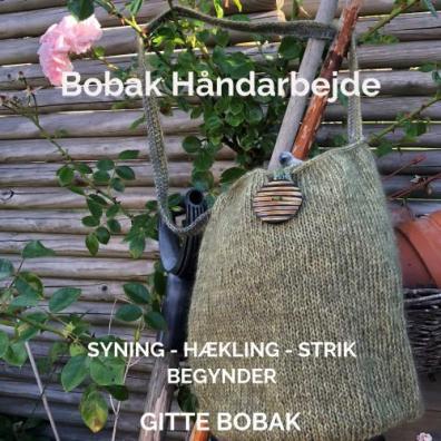 Forsiden til Bobak Håndarbejde