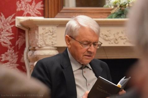 Bertók László felolvas - PIM, 2015. december 11.