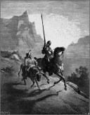 Don Quijote illusztráció