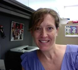 Arianna Martinez, Junior Faculty Fellow
