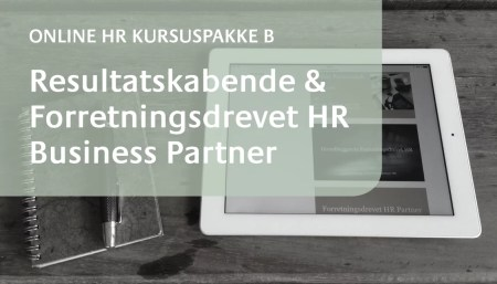 Online HR Kursus HR Business Partner @ Gitte Mandrup