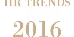 HR Trends 2016 @ Gitte Mandrup