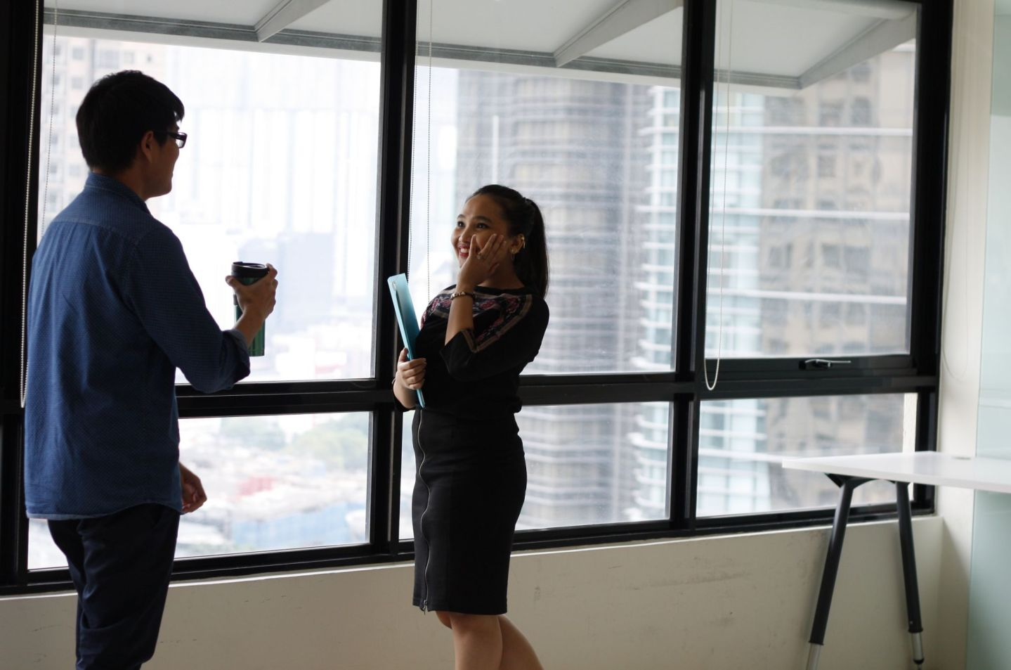 Why It's Never A Good Idea To Date A Colleague