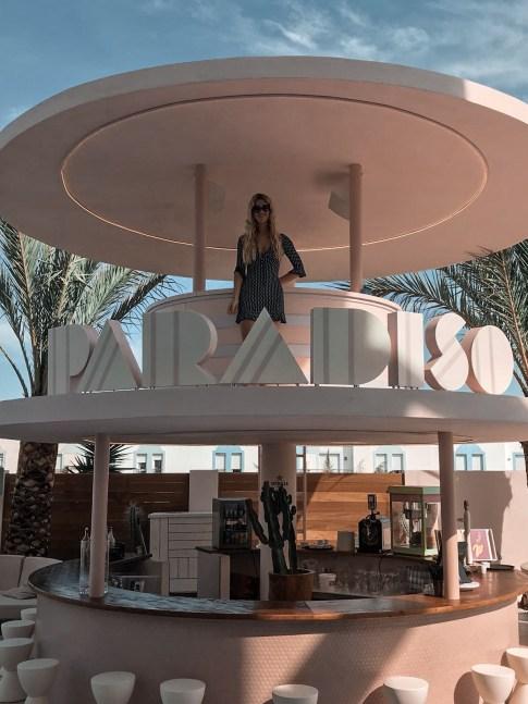 paradiso art hotel ibiza