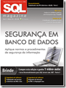 Segurança em bancos de dados–Artigo SQL Magazine