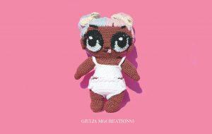Tutorial Lolli Crochet - Lil Sugar completata
