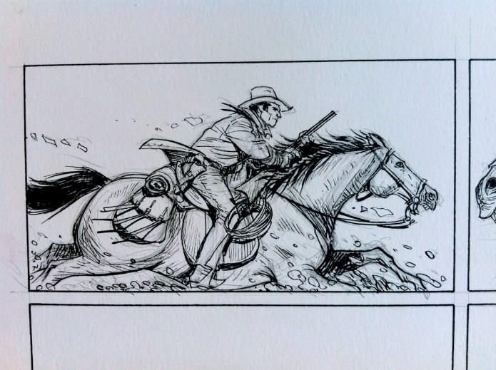 Disegnare cavalli