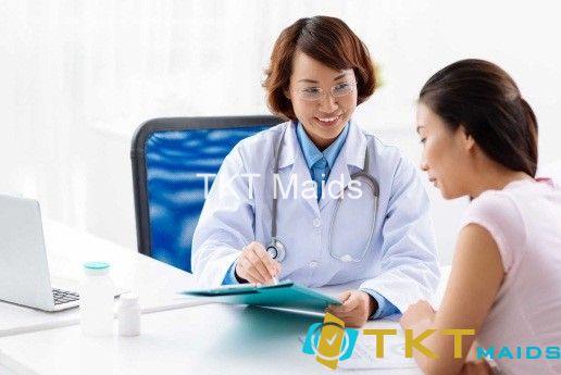 tư vấn khám sức khỏe định kỳ