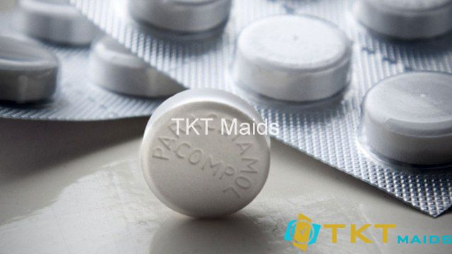 Các thuốc giảm đau thông thường như Paracetamol cần sử dụng hợp lý