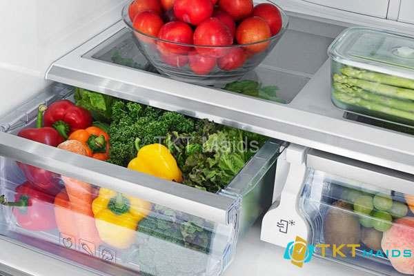 Hình ảnh: hướng dẫn sử dụng tủ lạnh đối với hoa quả