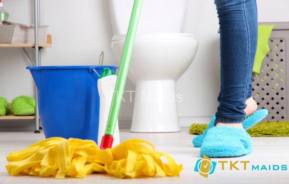 Hình ảnh minh họa: cách dọn dẹp nhà tắm - Toilet