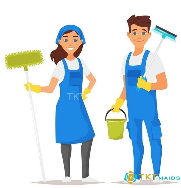 Những đức tính cần có của nhân viên tạp vụ bếp