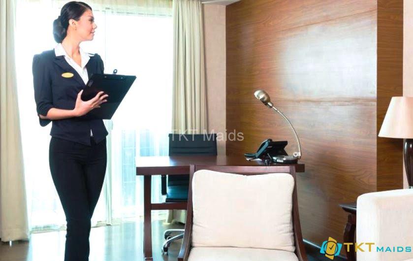 Trưởng bộ phận housekeeping