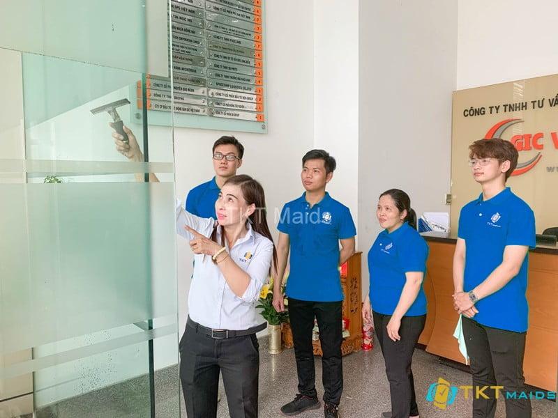 Tạp vụ văn phòng Quận Tân Bình