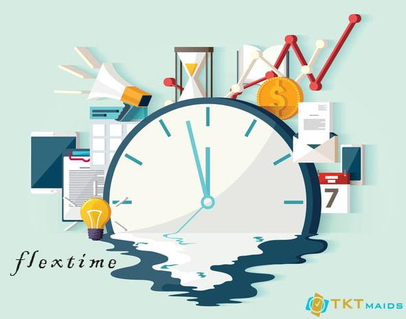 Thời gian cung cấp dịch vụ linh hoạt