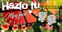 Como hacer fotomontajes de Navidad para felicitar (Tarjetas Navideñas)