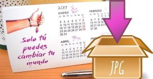 DESCARGA CALENDARIO 2017 GRATIS JPG