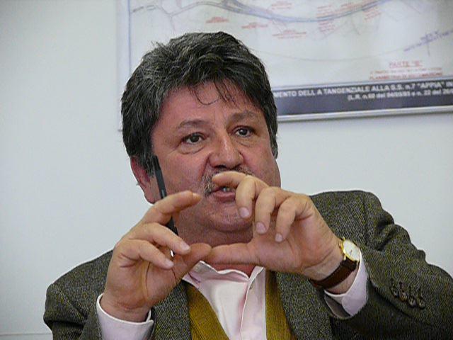 Antonio Murri,presidente ass.ne Libera