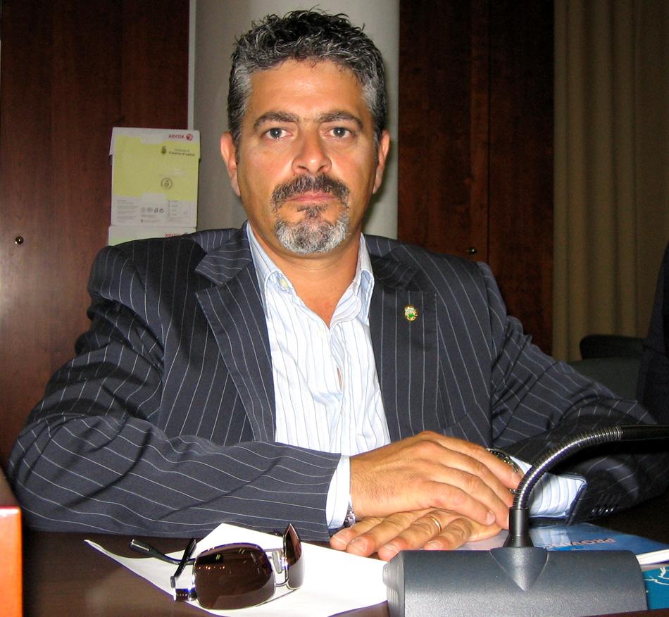 L'asessore Antonio Bellotto