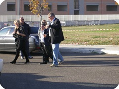 Da dx: Antonello,Renato,Paola e Titti/uff.stampa Comune