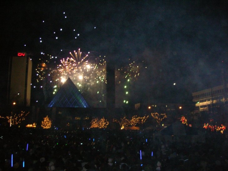 New Years Eve Edmonton