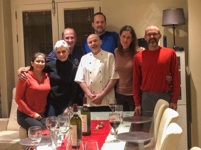 Indulgent Private Chef Service / Giuseppe Manzoli