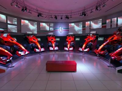 Museo Enzo Ferrari, 16 Novembre