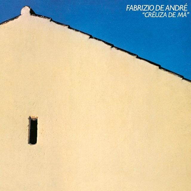 Creuza de mä di Fabrizio De André