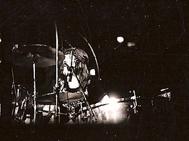 Il batterista dei Led Zeppelin