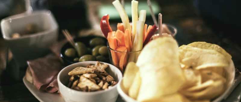 food vegetables italian restaurant