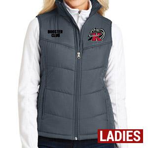 Gray Vest - Womens