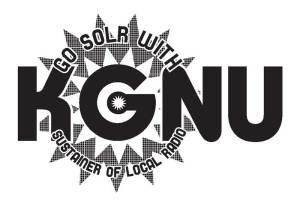 KGNU SOLR Member