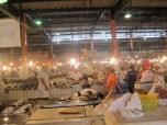 The Manaus fish market.