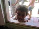 Mateos, little helper.