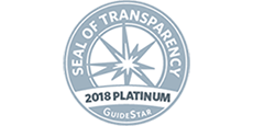 2018 Platinum Guidestar logo