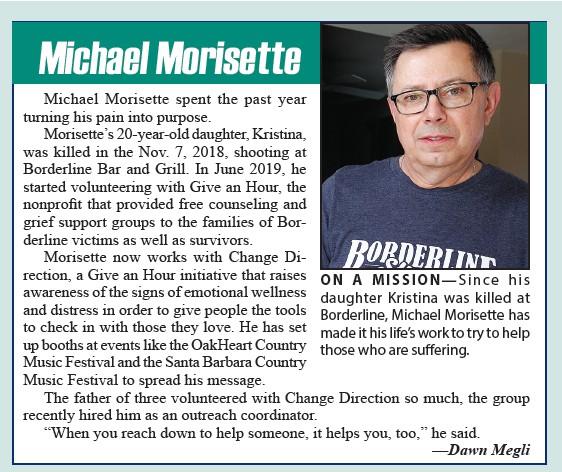 Michael Morisette
