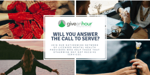 Will you answer the call to serve?
