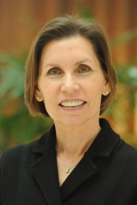 Dr. Barbara Van Dahlen Headshot