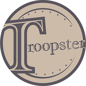 Troopster logo