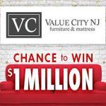 Value City Furniture $1,000,000 Contest