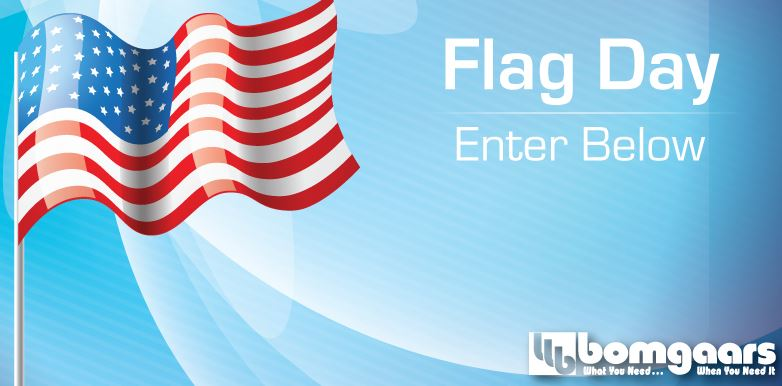 Bomgaars Flag Day Contest – Enter For Chance To Win A Flag Set