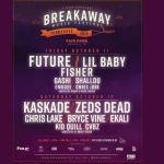Breakaway Music Festival VIP Online Contest
