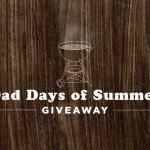 Dad Days Of Summer Giveaway