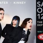 Tix To Sleater-Kinney Contest