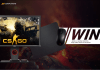 Win BenQ 24 144hz Gaming Monitor (XL2430T) Valued $599