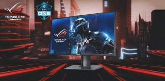 Win an ROG Swift PG248Q Esports Gaming Monitor